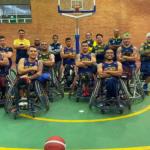 Selección Colombia de Baloncesto en los Juegos Paralímpicos de Tokio 2020