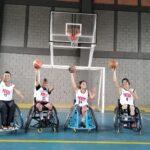 Segundo Encuentro de Iniciación Deportiva de Baloncesto Inclusivo