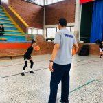 Julio García: Sueño con poder contribuir al baloncesto de mí país
