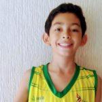 Samuel Aranda – Jugador Orange Ball