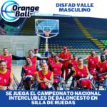 Colombia se prepara para Tokio: Baloncesto en Silla de Ruedas